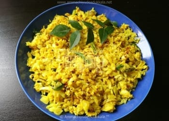Cabbage Egg Thoran