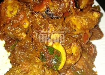 Cashewnut Tomato Chicken Roast