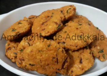 Homemade Parippuvada