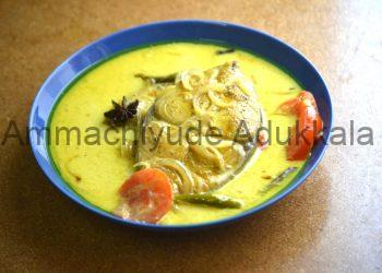 Kerala Style Fish Molee