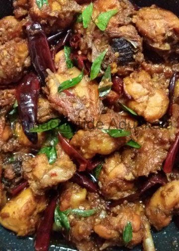 Chicken Cheppan