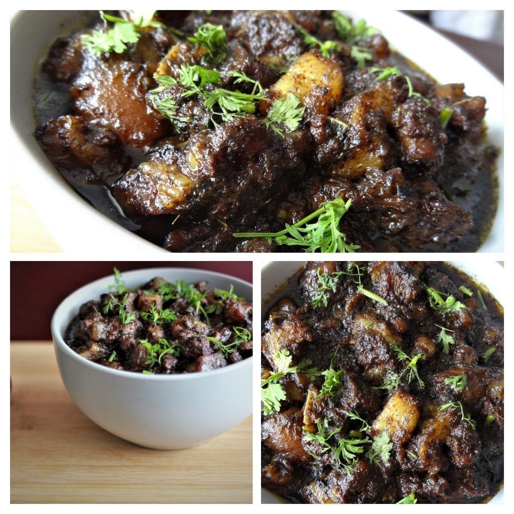 Coorgi Pork Curry